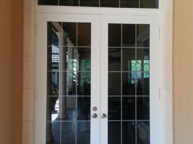 French Door Guardian Hurricane Protection