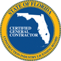 State of Florida Certified General Contractor