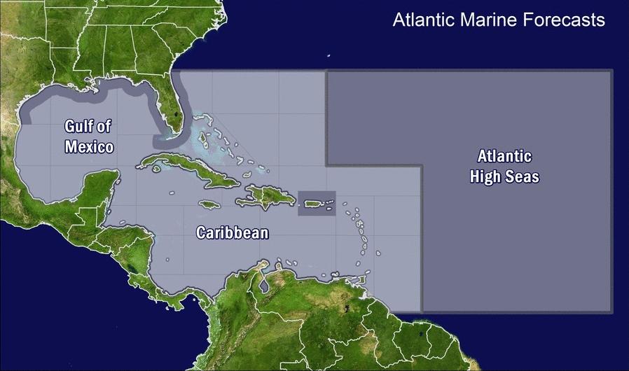 Atlantic Marine Forecast