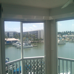 Condo Roll Down Shutters Fort Myers, FL