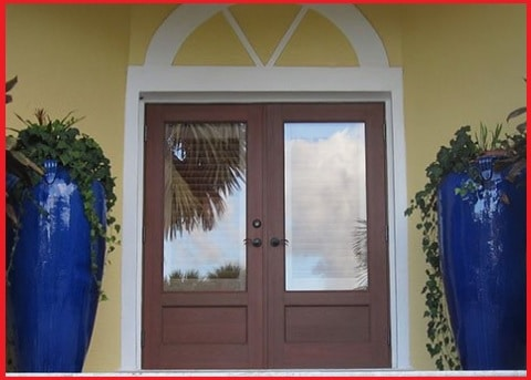 Contemporary Entry Door For Your Home Or Business Guardian