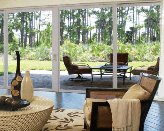 Hurricane Impact Resistant windows and doors